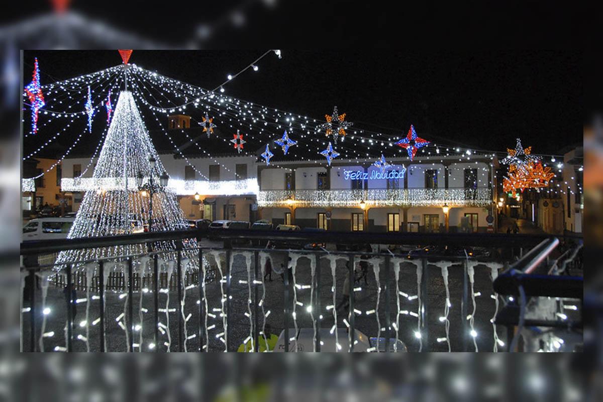 Para la iluminación del casco histórico se han destinado 15.000 euros más IVA