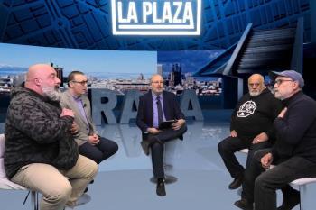 La Plaza. La ocupación en Fuenlabrada