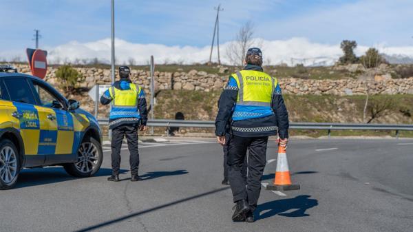 La Policía de Colmenar Viejo establecerá controles de alcoholemia y drogas