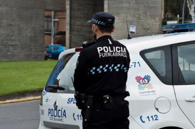 Lee toda la noticia 'La Policía de Fuenlabrada desarticula un punto de venta de droga en Loranca'