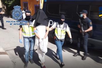 Un joven de nacionalidad marroquí manejaba los fondos en la trama yihadista Daesh, recibía dinero de simpatizantes de Europa y lo enviaba a Siria