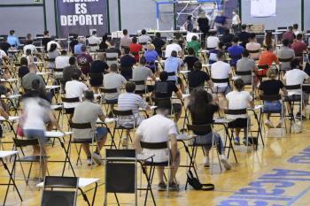 Esta semana se celebraron las pruebas de selectividad para cubrir 12 plazas