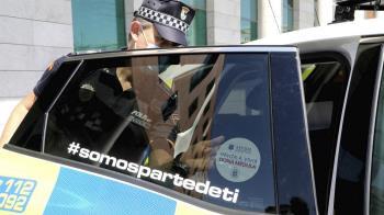 Se realizarán a través de pegativas con el texto `Dona Médula´ en los vehículos policiales