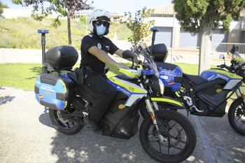 Continúa la modernización de la flota de vehículos de nuestra Policía