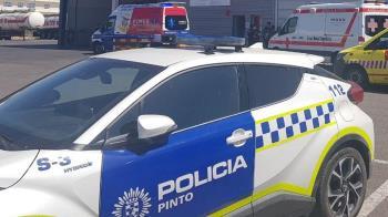 Lee toda la noticia 'La Policía Local de Pinto reporta una violación a una mujer de 26 años'