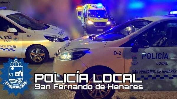 La Policía Local de San Fernando evita un intento de suicidio
