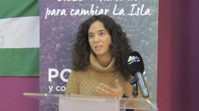 """Lee toda la noticia 'La portavoz de Podemos: """"estos presupuestos son ajenos al covid""""'"""