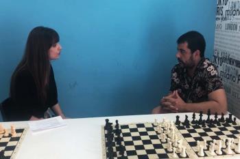 Entrevista David Vicente
