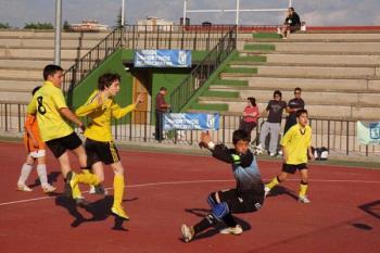 La Comunidad de Madrid permite aficionados en competiciones no profesionales con un aforo limitado