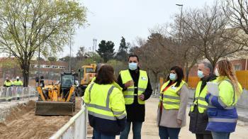 El proyecto tiene un coste total de 5,6 millones de euros