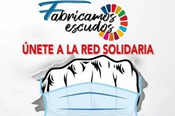 El primer objetivo de esta iniciativa fuenlabreña se cifra en 6.000 batas