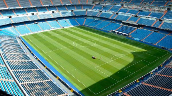 La renovación del Santiago Bernabéu, espacio deportivo mas moderno del mundo