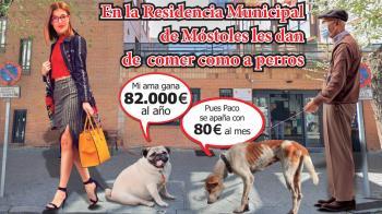 """Los residentes pasan hambres, las quejas se acumulan y Noelia Posse """"no hace ni caso"""""""