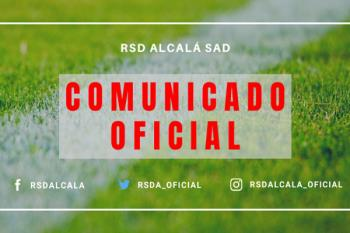 El 18 de octubre comienza la liga y la RSD Alcalá debutará en casa recibiendo al AD Torrejón y si es con publico será con aforo limitado