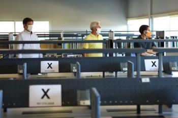 El alcalde de Sanse ya anunció la apertura del aula ubicada en la Biblioteca Municipal Marcos Ana