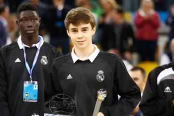 El equipo blanco ha inscrito al joven base madrileño en su lista para la Euroliga