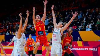 Fue superada el pasado miércoles por Serbia por 71-64 en la prórroga