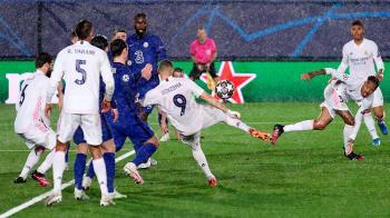 La ida se ha saldado con un empate a 1 y los blancos deberán luchar por el billete a Estambul en Stamford Bridge