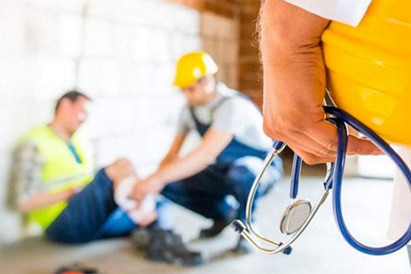 El confinamiento está detrás de las cifras que publica el Instituto Regional de Seguridad y Salud en el Trabajo