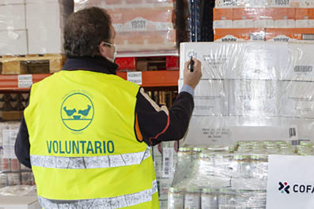 La organización ha donado 15000 euros en productos de alimentación infantil para los más necesitados
