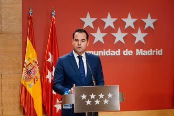 La Comunidad de Madrid de Madrid incrementa el programa en dos millones de euros
