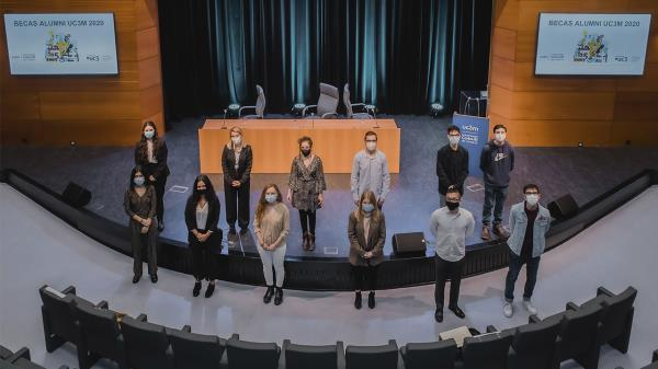 La UC3M ofrece 15 becas de 3.000 euros para sus nuevos alumnos