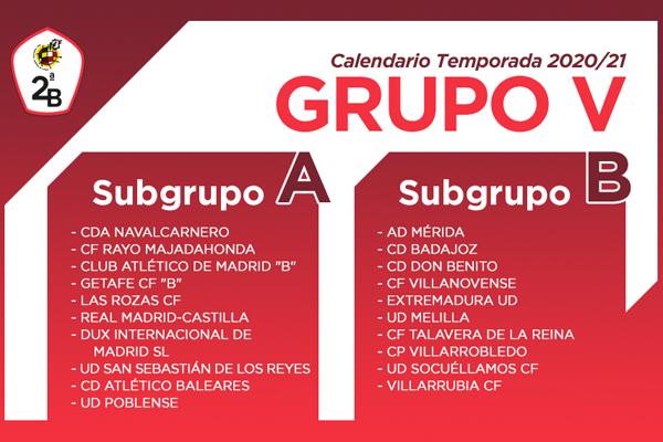 El club sansero ya conoce el calendario de la atípica y renovada Segunda B