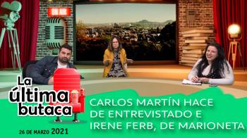 Carlos Martín nos habla de su último corto dirigido y grabado en Coslada,