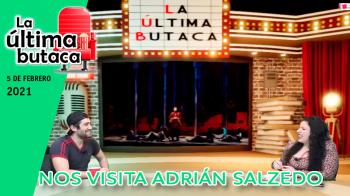 El cantante y actor de El Cid, Adrián Salzedo, nos visita para hablar de series, música y mucho más