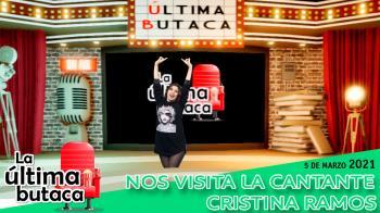 Recibimos la visita de la cantante Cristina Ramos, ganadora de Got Talent España 2016, para presentar su nuevo trabajo