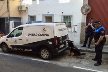 La operación deja dos detenidos acusados por delitos contra la salud pública y defraudación del fluido eléctrico