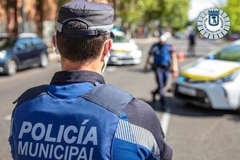 El grupo de inspección ocular esclareció los hechos de la defensa legítima de un agente en la Puerta del Sol, en el año 2010