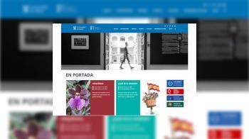 Una página sencilla y dinámica que ofrece información a través de la programación cultural