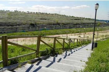 El Parque del Humedal es uno de los lugares elegidos para esta acción