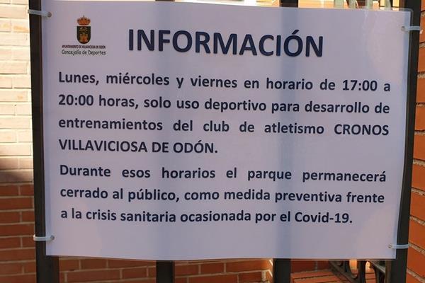 La vecindad no aprueba que se limite el acceso a El Mirador en favor del Cronos Villa