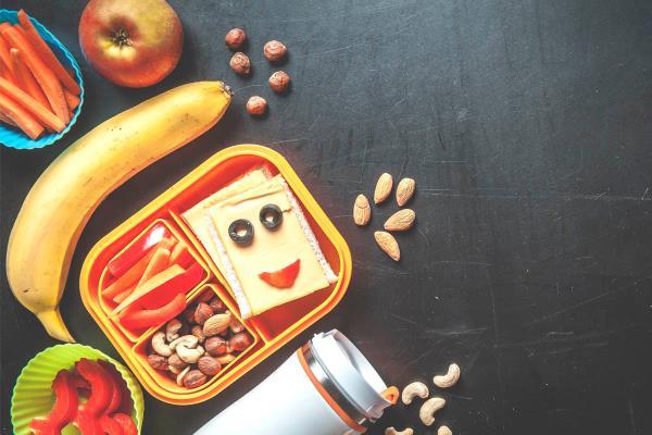 La vuelta al cole es menos vuelta con una alimentación saludable