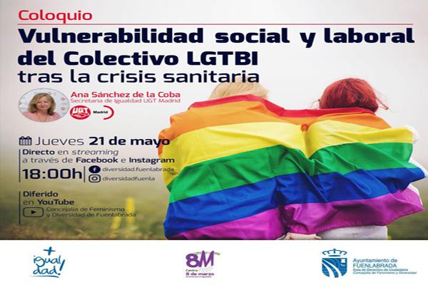 Esta es la temática del primer coloquio del ciclo de conferencias participativas que organiza Feminismo y Diversidad