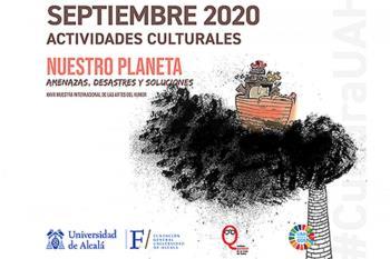 Esta nueva edición consta de tres exposiciones en el Antiguo Hospital de Santa María La Rica y una más online que podrá visitarse en la sala de exposiciones virtual del IQH.