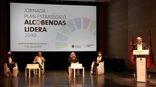 """Comienzan los Laboratorios Urbanos del Plan Estratégico """"Alcobendas Lidera 2030"""""""