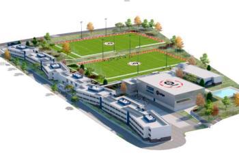 El centro deportivo de alto nivel estará ubicado en la Urbanización El Bosque