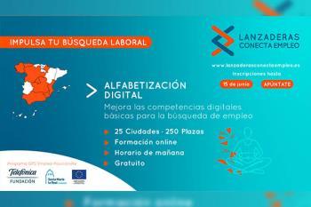 La iniciativa es totalmente gratuita y permitirá adaptar la orientación laboral a los retos de la era digital