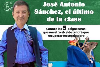 El alcalde de Humanes tiene cuentas pendientes con el municipio que lleva arrastrando todo el curso