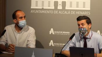 """El Ayuntamiento ha creado """"Alcalá de Henares, tu ciudad"""" y """"Cuida Alcalá"""" para gestionar incidencias y abrir una vía de comunicación directa"""