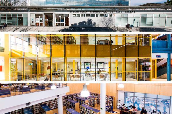 Las bibliotecas de Las Rozas reabren con restricciones y un protocolo de seguridad sanitaria