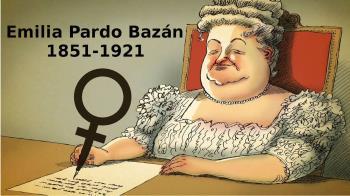 En el año del centenario del fallecimiento de la escritora, los centros difunden el trabajo de Pardo Bazán