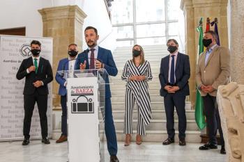 El Grupo, en el que también se encuentra Alcalá, pide al Gobierno poder usar el superávit de los ayuntamientos de sus ciudades