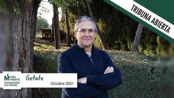 Las exigencias de Más Madrid Compromiso con Getafe