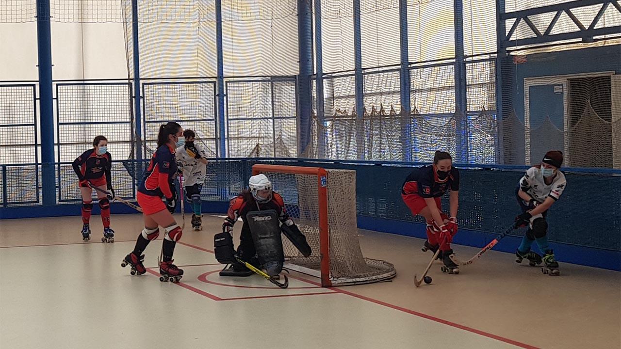 Una victoria aseguraba al conjunto que resultara vencedor la clasificación para la disputa del título de liga y una plaza para el playoff de ascenso a Ok Liga Plata