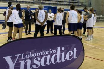La competición comenzará el próximo 10 de octubre frente a Fustecma Nou Basquet Femení en el Pabellón Europa