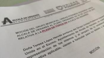 El grupo municipal presentó dos propuestas en solitario y una moción conjunta